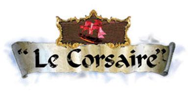 Le corsaire – Logotype