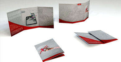 Xtrem Karting – Brochure et 3D