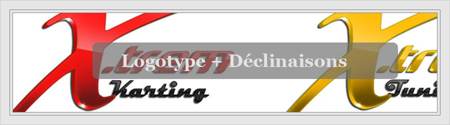 Xtrem Karting – Logotype